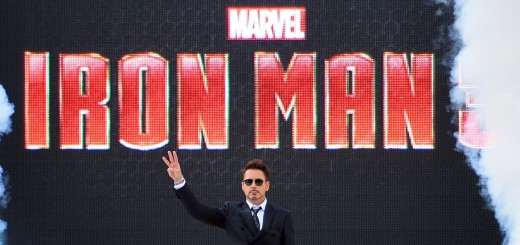 BRITAIN-ENTERTAINMENT-FILM-IRON MAN 3