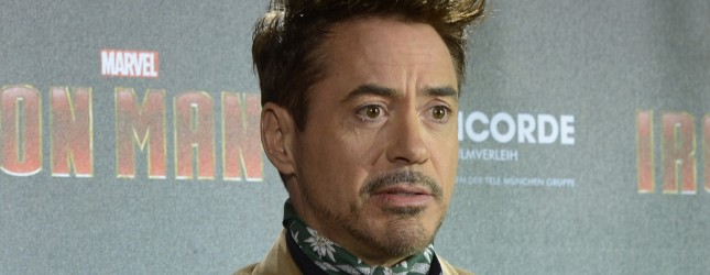 GERMANY-CINEMA-PREMIERE-IRON MAN