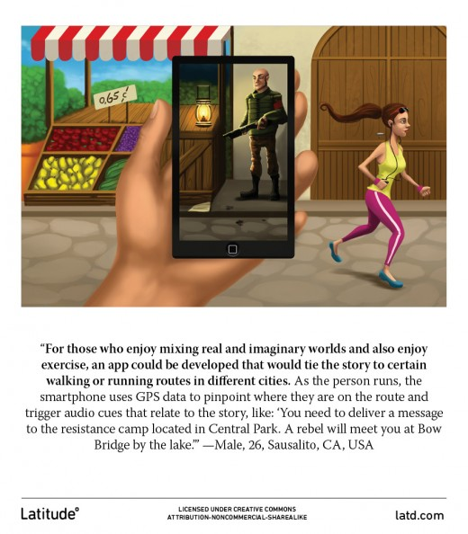 story telling 520x594 The future of storytelling: People want to befriend characters and influence their decisions