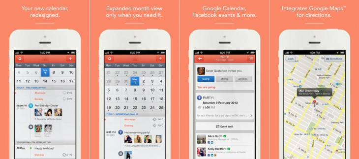 sunrise 730x323 10 of the best iOS calendar apps