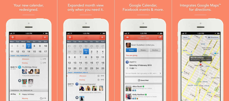 10 of the best ios calendar apps