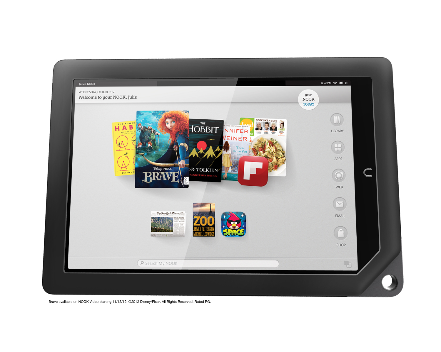 01 nookhdplus home landscape e Barnes and Noble drops the price of Nook HD, Nook HD+ tablets in the UK yet again