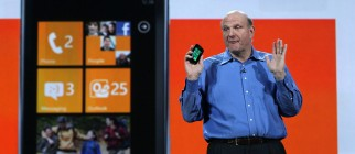 Microsoft CEO Steve Ballmer Opens 2011 Consumer Electronics Show