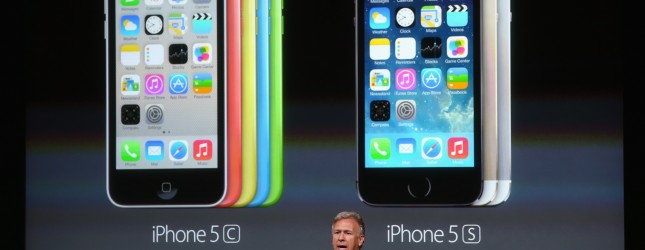 Apple Introduces Two New iPhone Models At Product Launch