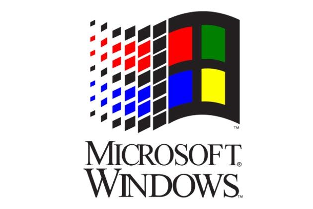 90s internet logos