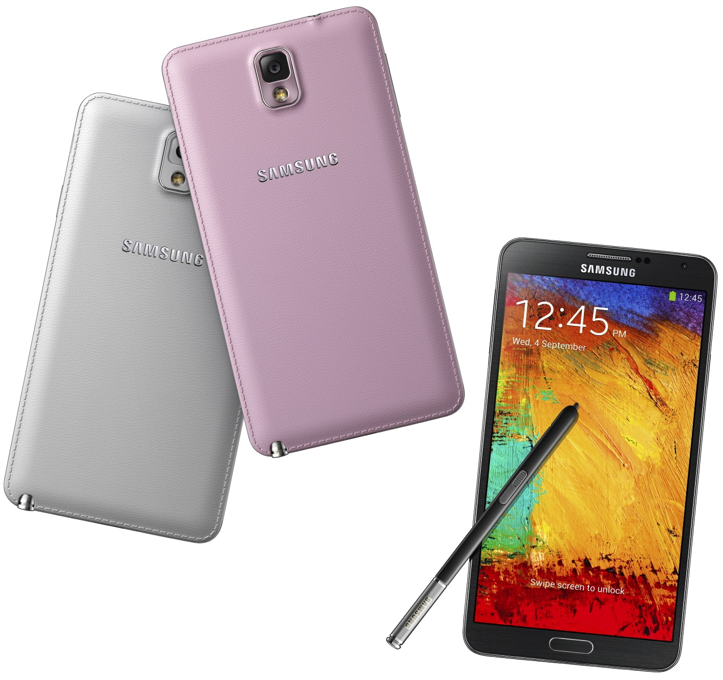 """Samsung Galaxy Note 3: 5.7"""" 1080p Display and New S Pen ..."""