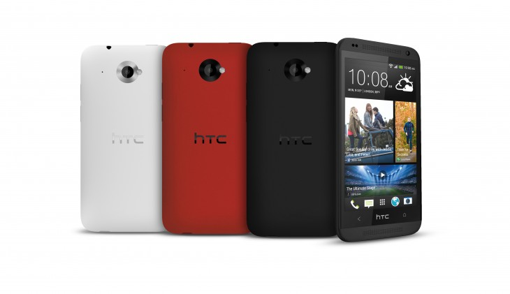 HTC Desire 601 all colours 730x421 HTC admits it needs better marketing, says bloggers will be a big part of the puzzle in Asia