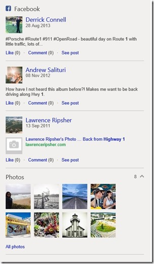 Highway 1 of 2 thumb 2A5236C2 Microsoft introduces new contextual search features, refreshed layout and redesigned logo for Bing