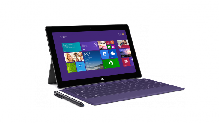 Pro2 type purple cam8 pos.01 730x410 Microsoft reveals new Surface 2 and Surface Pro 2. Second times the charm?
