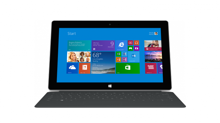 S2 touch charcoal cam1 pos.01 730x410 Microsoft reveals new Surface 2 and Surface Pro 2. Second times the charm?