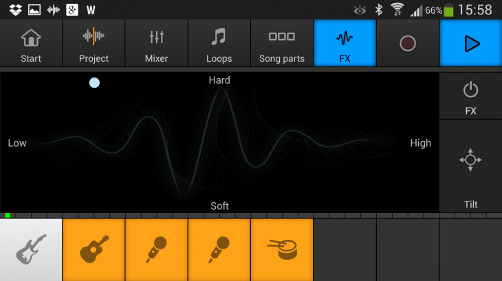 Screenshot 2013 09 09 15 58 21 730x410 Music Maker Jam for Android is an incredibly fun way to mix and make music