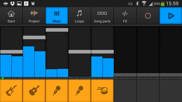 Screenshot 2013 09 09 15 59 04 730x410 Music Maker Jam for Android is an incredibly fun way to mix and make music