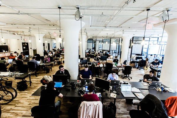 WeWork 50 New York City startups you need to know about