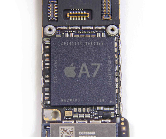 YLZtiot Whats inside the iPhone 5s? iFixits latest teardown reveals all.