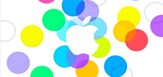 Apple Coloured Dots