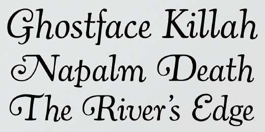 cooper italic pro 20 of the most beautiful typefaces released last month