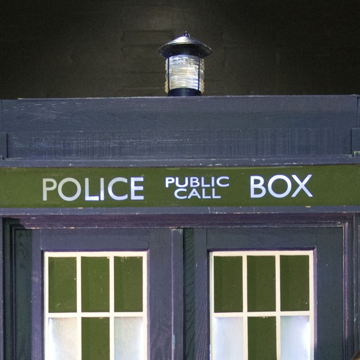 dr who 730x730 Hulu is bringing 144 BBC shows, including Doctor Who, to its video on demand service