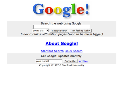 first Google unveils search updates for mobile, new Page Rank algorithm, and Knowledge Graph comparisons