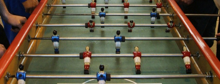 foosball 730x280 Culture is everything: How I reclaimed an employee back from Apple