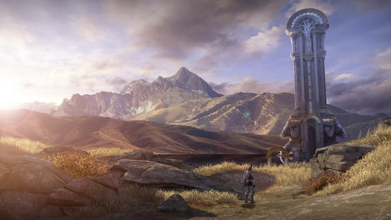Epics Infinity Blade franchise represents the best and worst of mobile gaming