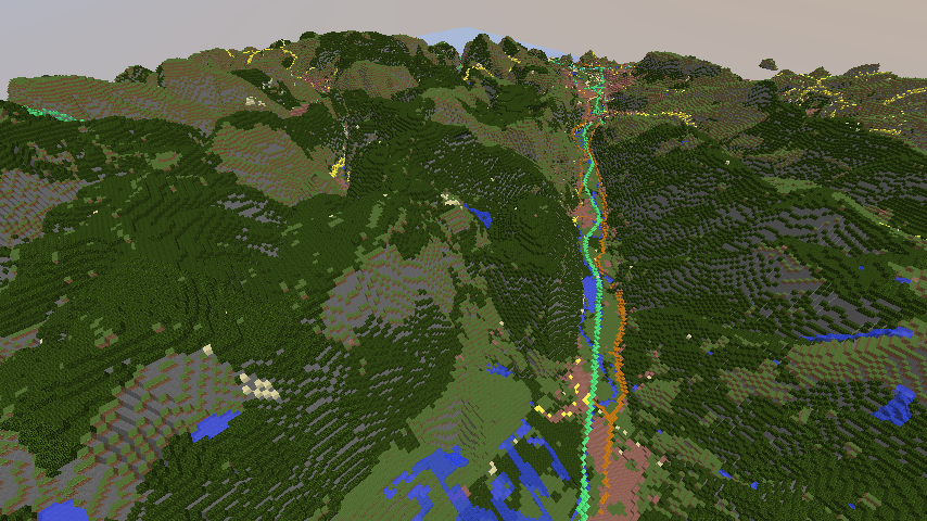 j6Pldfu Explore Great Britain with this 22 billion block Minecraft map created by Ordnance Survey