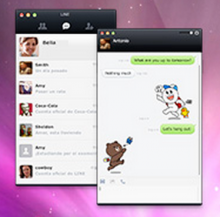 line 2 220x217 6 messaging services with apps for desktop and mobile