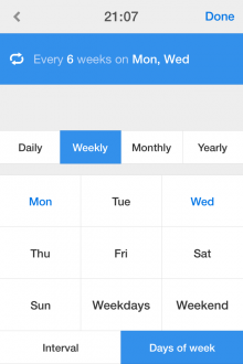 p 220x330 Readdles new iOS smart calendar packs a punch, supporting Google Calendar, Tasks, Reminders and more