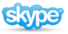 skype logo placeholder 220x109 6 messaging services with apps for desktop and mobile