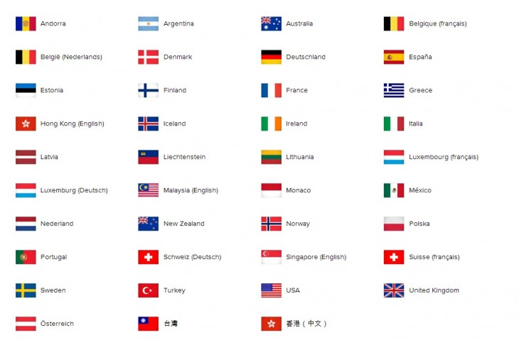 spotify markets 730x479 Spotify is now live in 32 countries after launching in Taiwan, Argentina, Greece and Turkey
