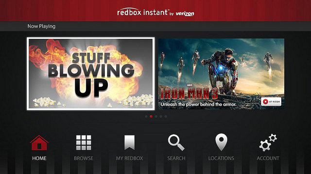 10540004865 0b22cb60de z Verizons Redbox Instant on demand movie streaming service is now available on the PlayStation 3