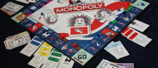 London 2012 – Olympics Monopoly Board