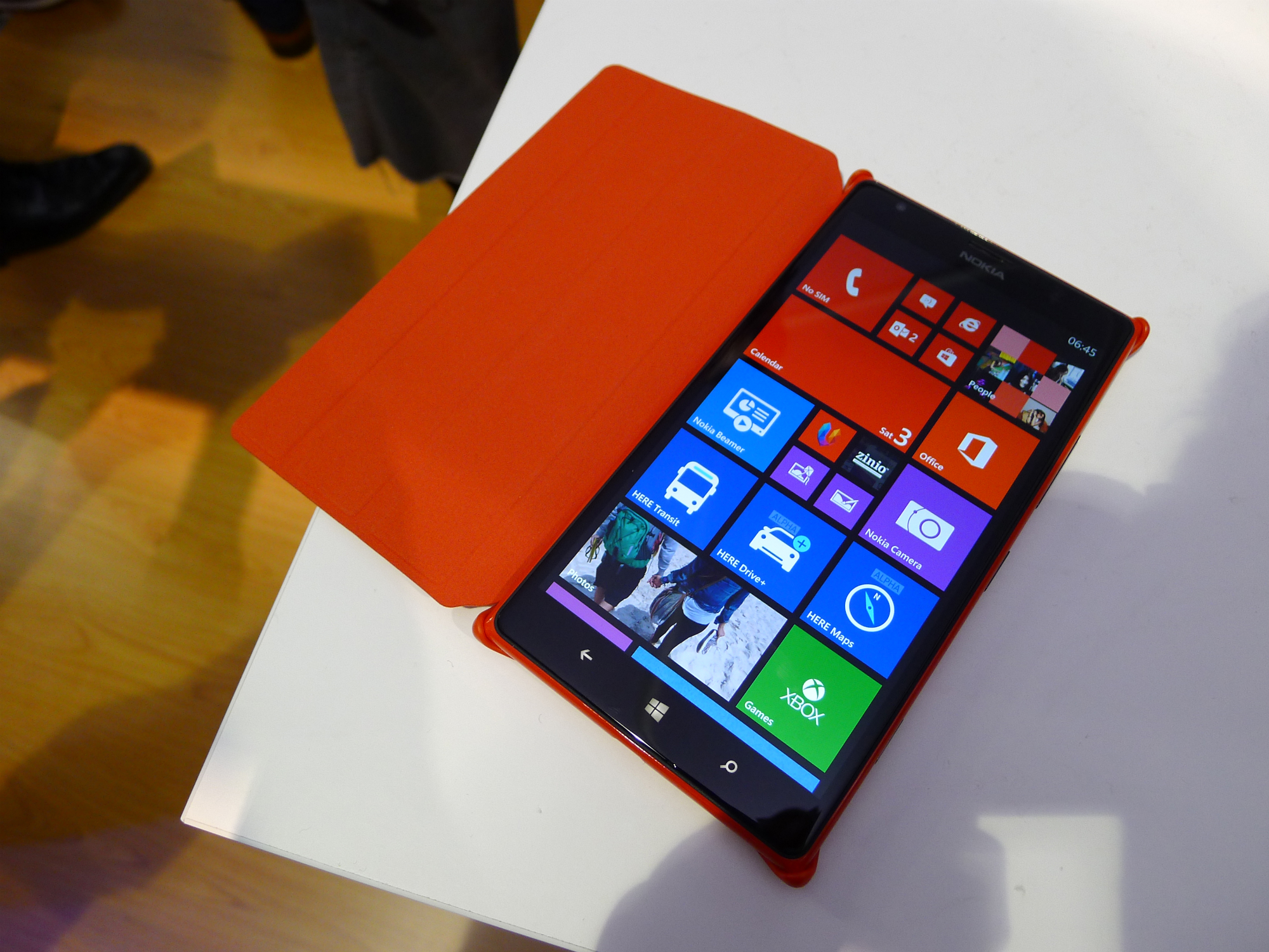 Nokia Lumia 1520 Hands On