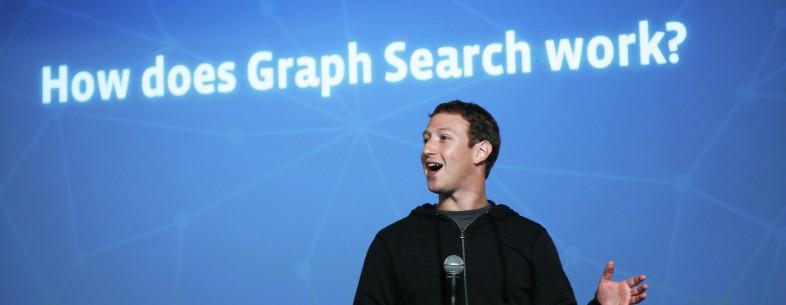 Facebook Inc Announces Graph Search