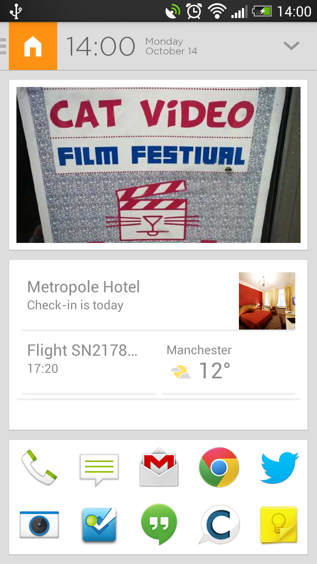 Aviate: A Smart Android Homescreen Built for the Age of ...