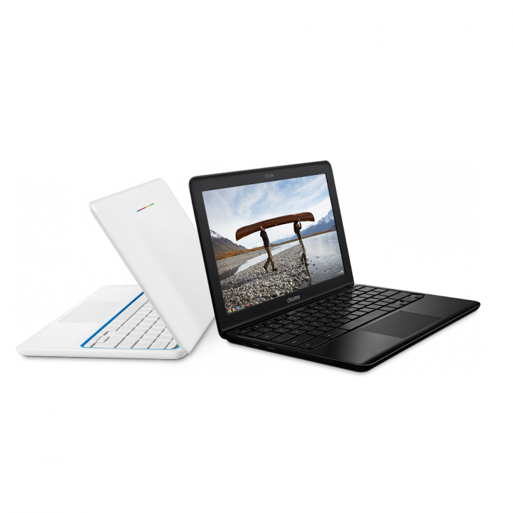 2 HP Chromebook 11 black white 730x730 ASUS plans to launch a $249 Chromebook in the first quarter of next year
