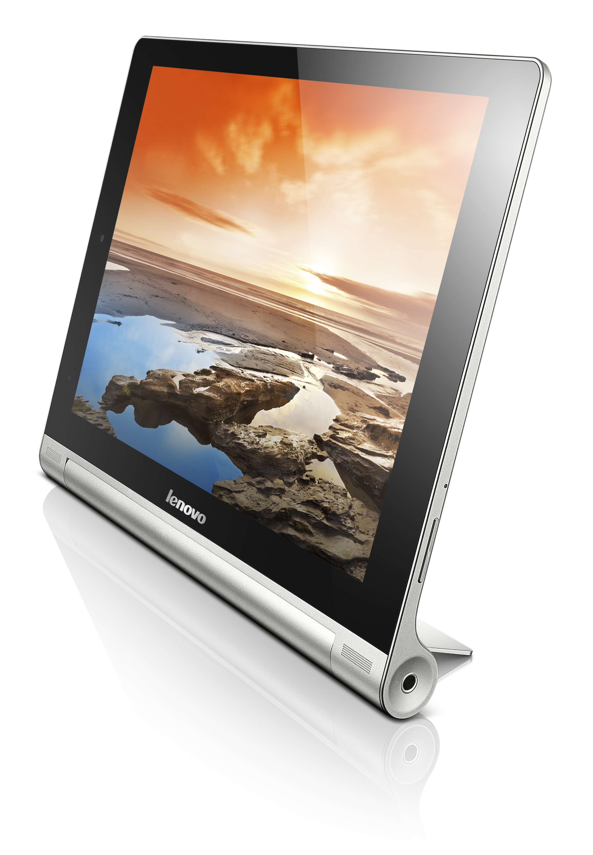 Lenovo's Yoga Tablet is an Android-Powered Multimode Device