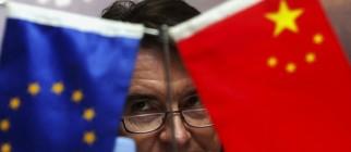 Peter Mandelson Attends Seminar In Beijing