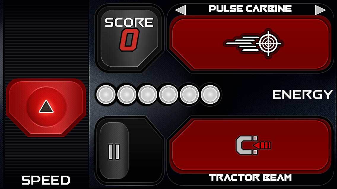 Anki Drive App - Controller View