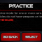 Anki Drive App - Practice Mode Select