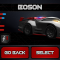 Anki Drive App - Vehicle Selection Screen