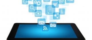 App store tablet