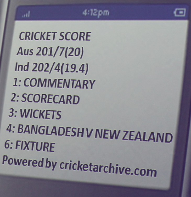 CricketScores1 730x756 Welcome to the worlds largest offline search engine