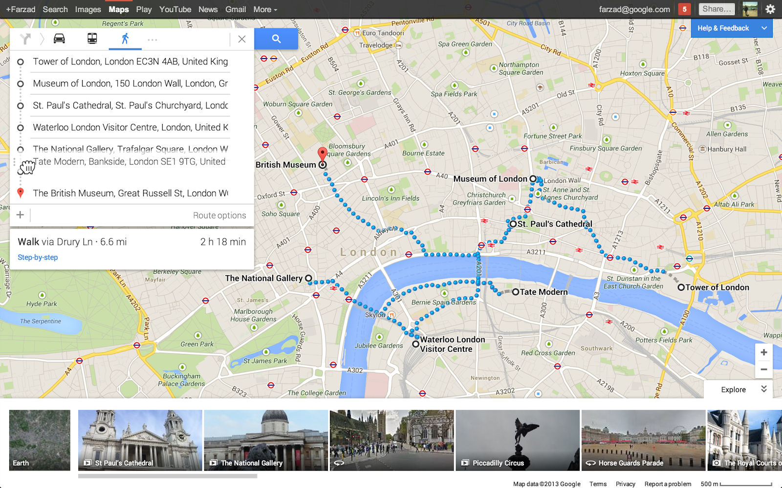 how to show up in google search for multiple locations