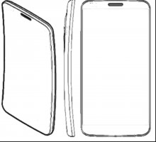 G Flex 220x200 LGs flexible handset will be called the G Flex and will use a POLED display
