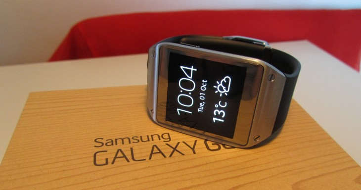 Galaxy Gear 730x384 WSJ: Googles smartwatch ready for production within months, will integrate Google Now