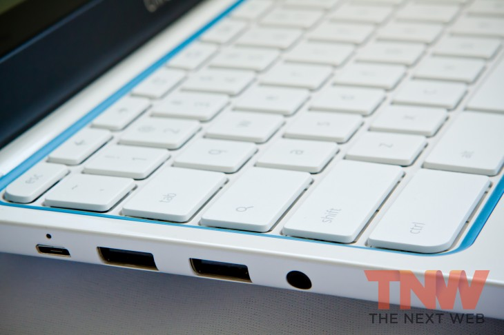 IMG 1472 730x486 HP Chromebook 11 review: Worth the $279 price, but still too limited