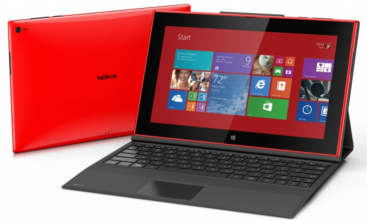 Lumia2520 Hero 730x439 Everything announced at Nokia World 2013 in one handy list