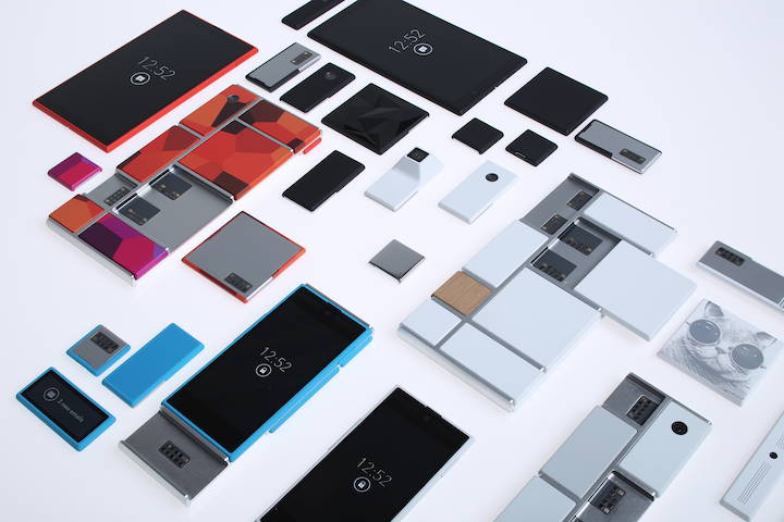 Motorola ara1 Motorolas Project Ara: Googles outright assault on the smartphone hardware status quo
