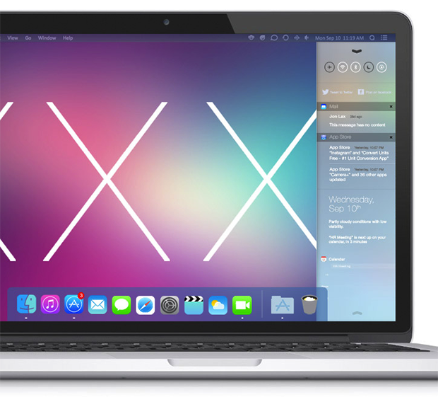 OS X 7 With OS X Mavericks around the corner, here are 10 awesome OS X design concepts you have to see
