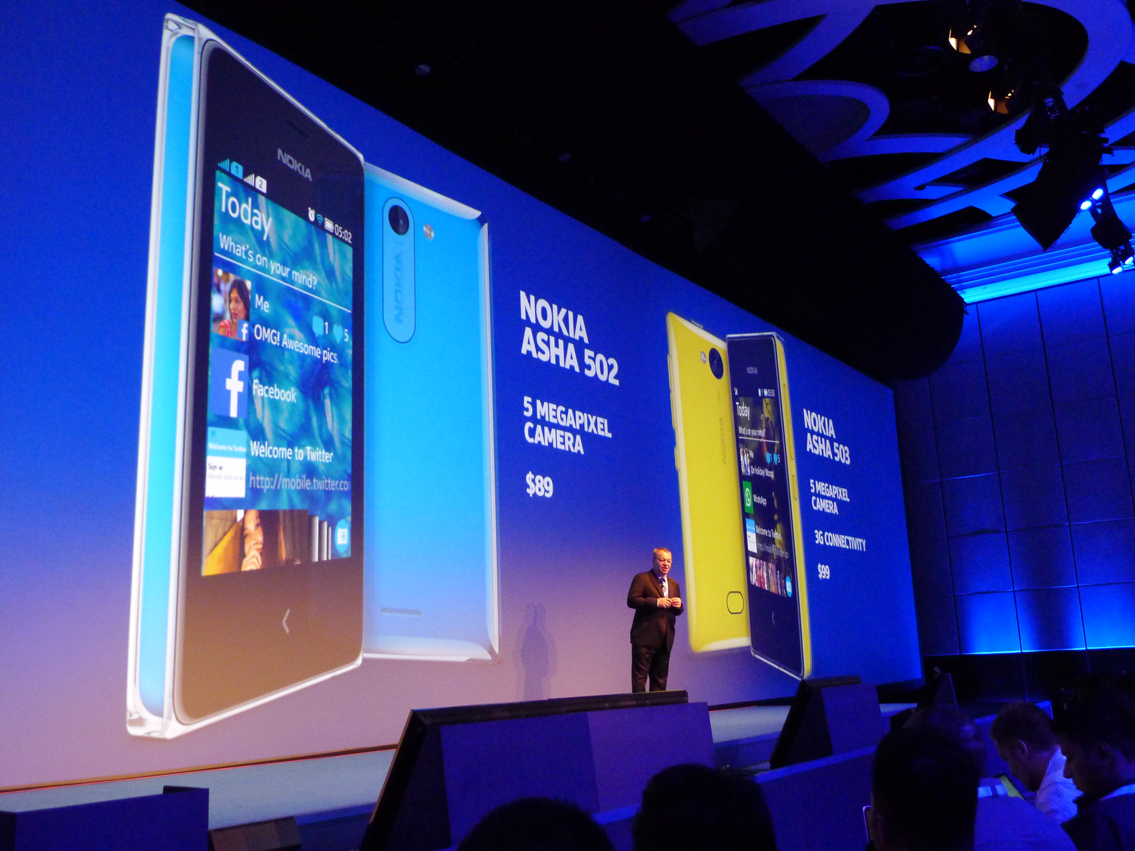 P1040467 Nokia announces Asha 500 for $69, Asha 502 for $89, and Asha 503 for $99